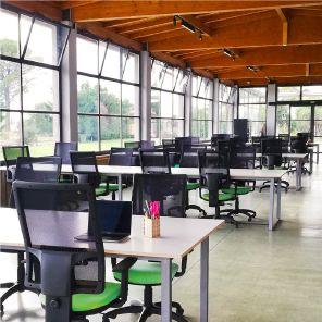 Spazio di coworking sala