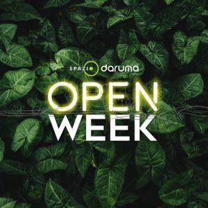Open Week Spazio Daruma