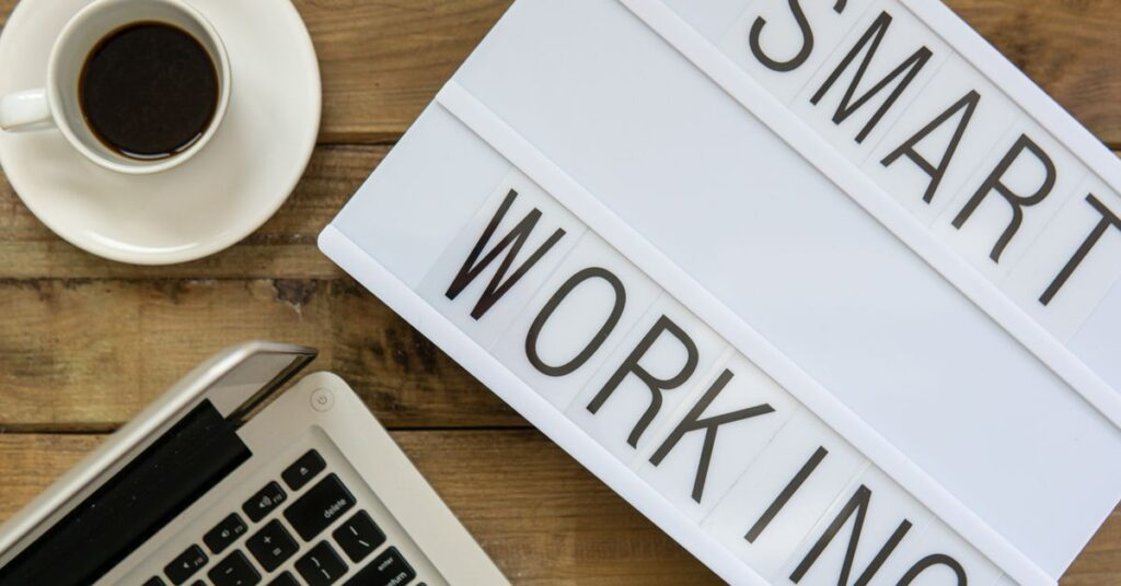 smart working vantaggi